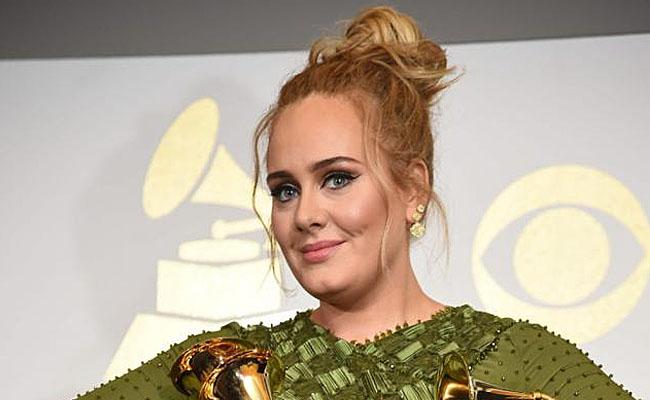 ¿En qué momento? Adele se casa en secreto