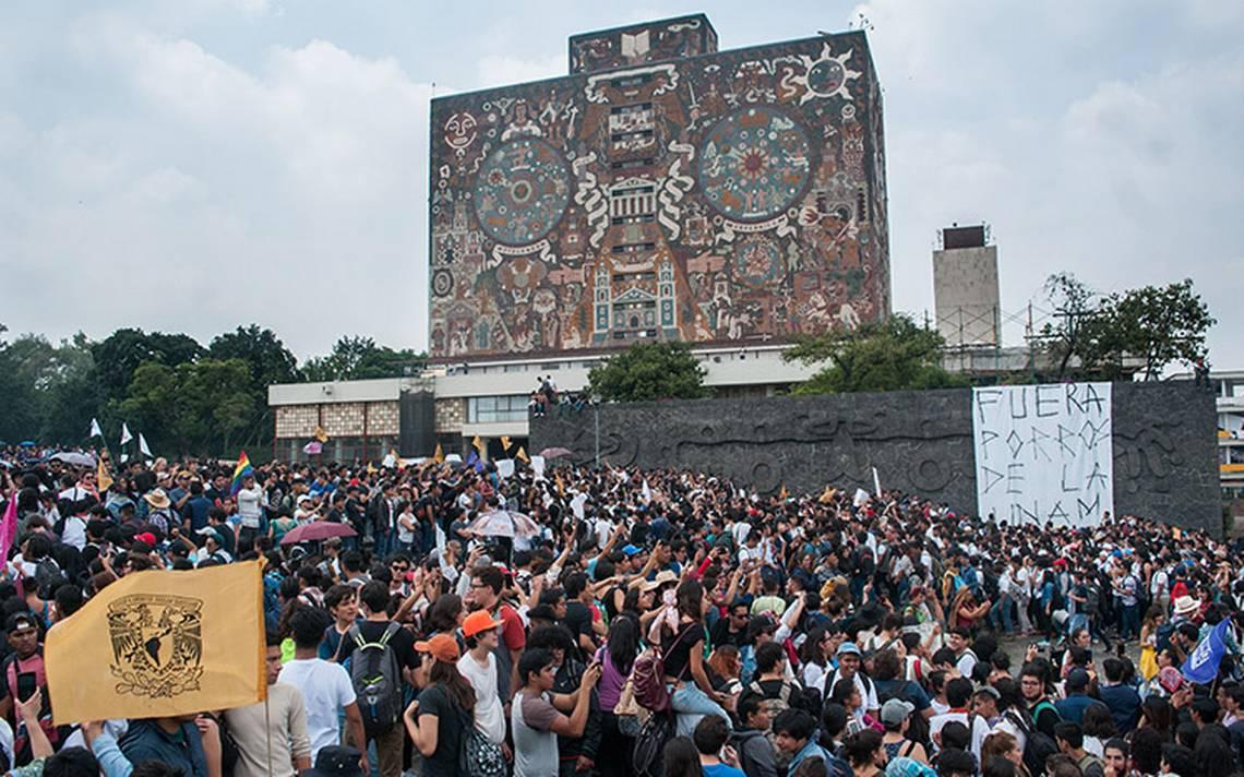 UNAM abre línea a estudiantes para que envíen sugerencias sobre género y seguridad
