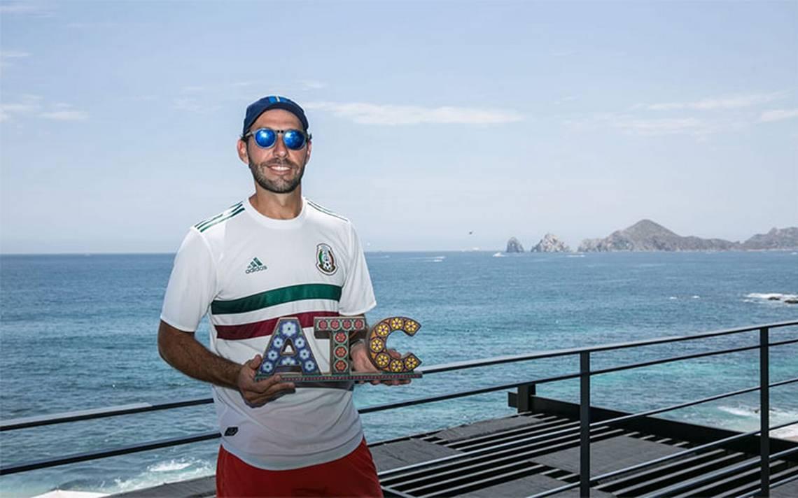 Santiago González encarará la tercera edición del Abierto Los Cabos