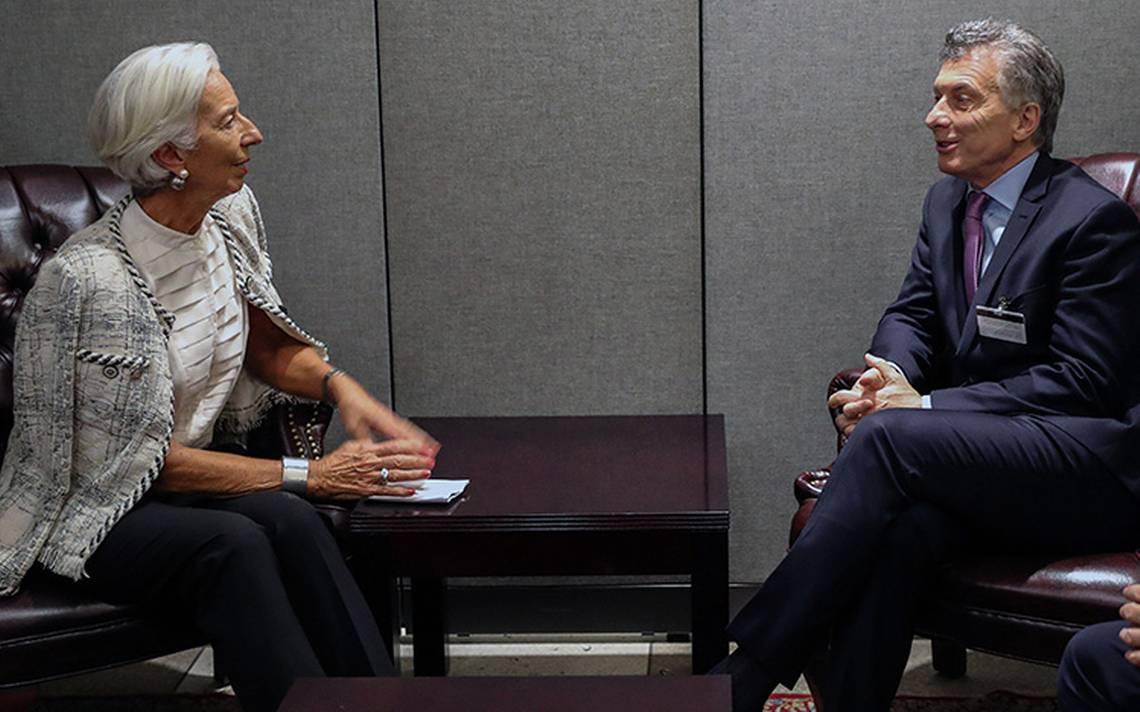Argentina cierra acuerdo con FMI: suma 7 mil mdd a su último préstamo