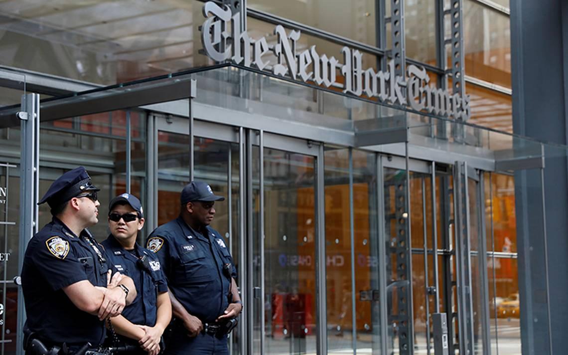 Nueva York blinda a sus medios de comunicación tras tiroteo en Maryland