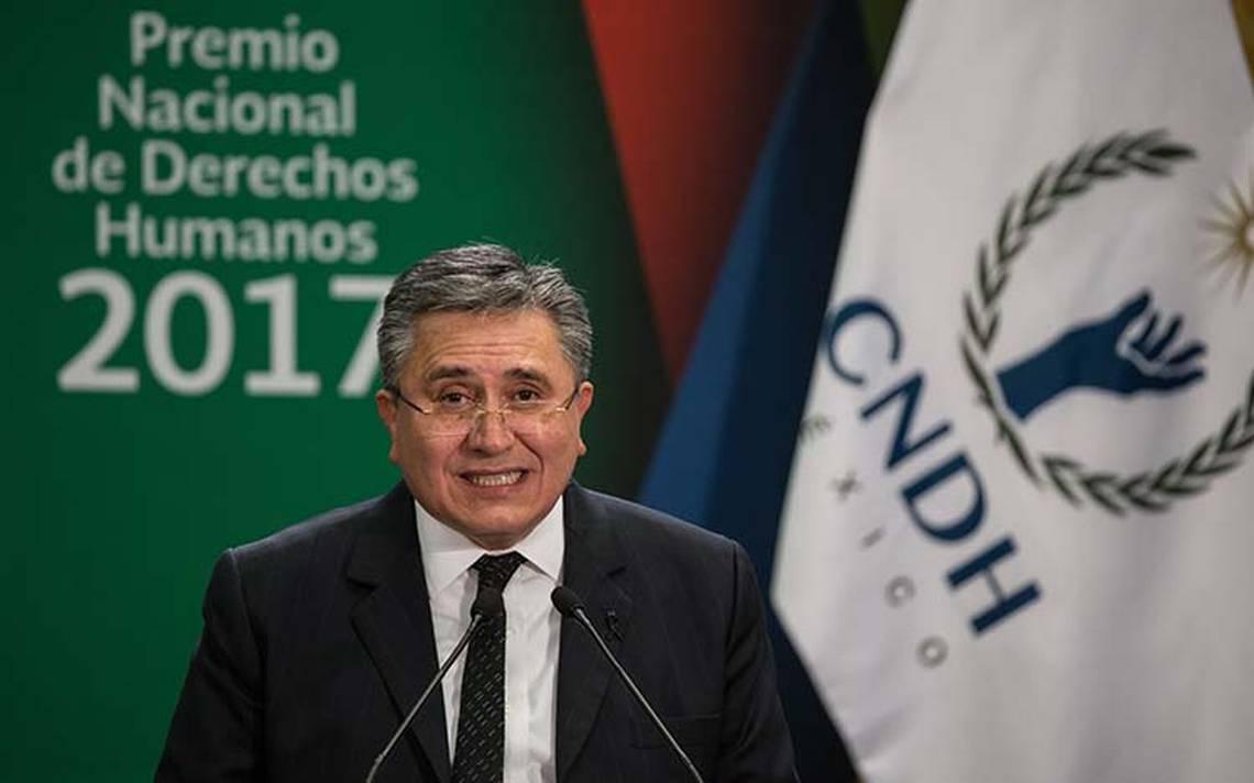 Promulgación de la Ley de Seguridad Interior fue apresurada, destaca CNDH