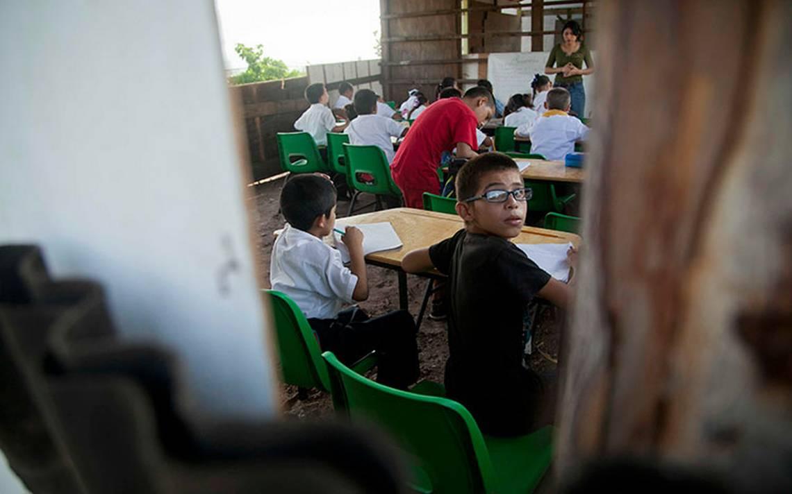 Alumnos de casi mil escuelas en Sinaloa no regresaron a clases