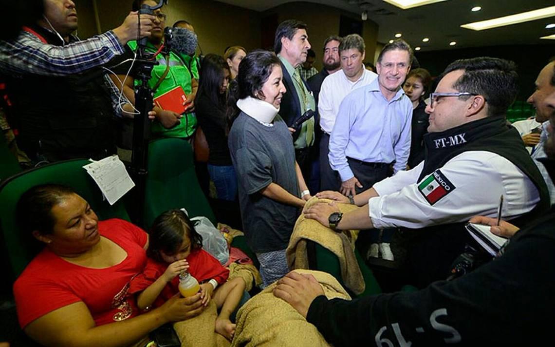 Rómulo Campuzano, dirigente panista, viajaba en el vuelo que desplomó
