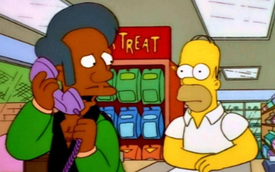 A?Se va Apu de Los Simpson? Esto dice el actor que le da voz