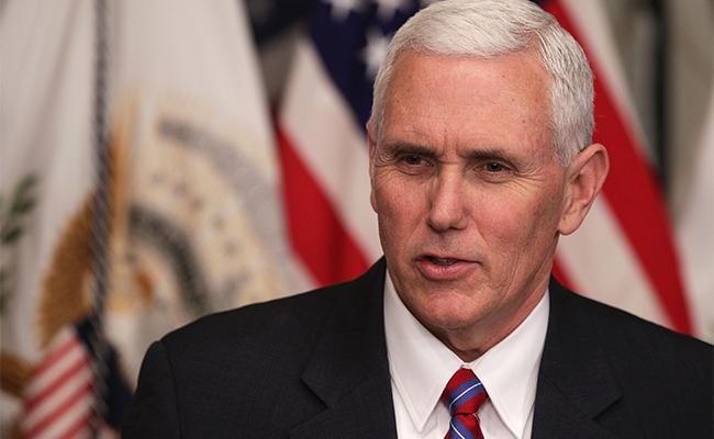 Acuerdo comercial con Surcorea será modificado, asevera Mike Pence