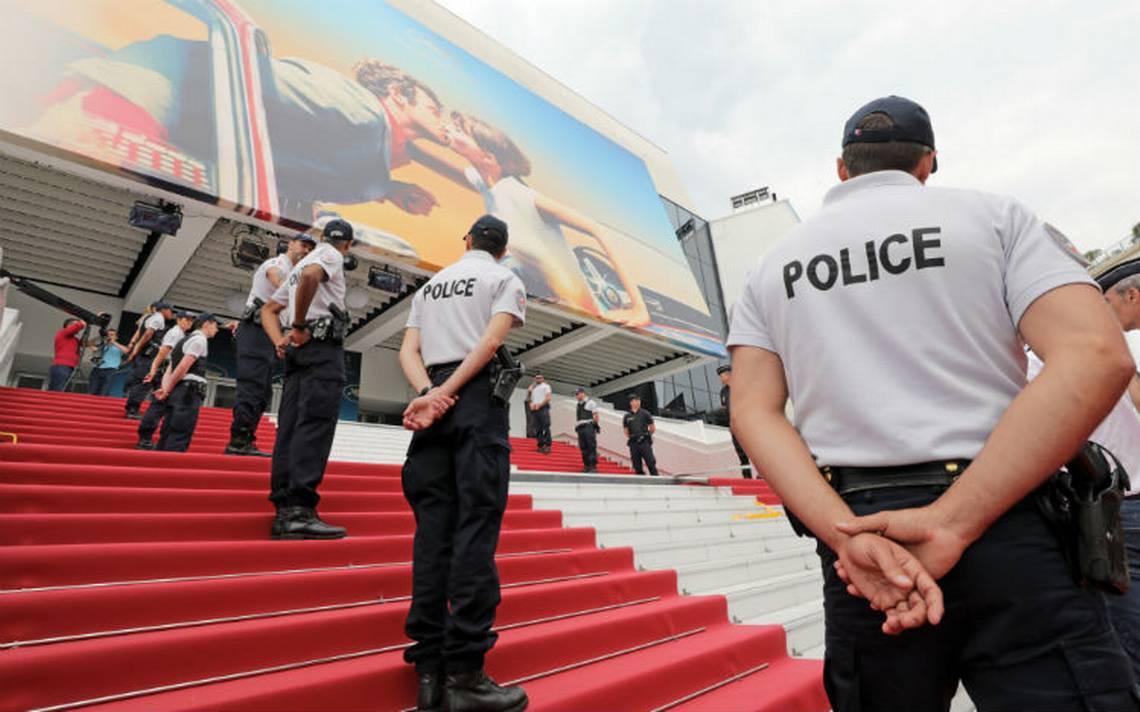 Desde patrullas marítimas hasta rayos X, así blindan el Festival de Cannes