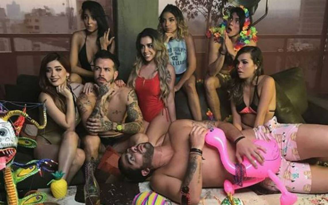 Acapulco Shore regresa y estas son las fotos sin censura de su nueva temporada