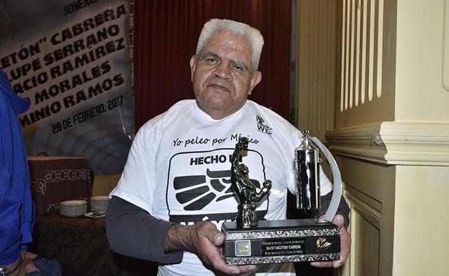 """El WBC-CBDF rinden homenaje al legendario """"Macetón"""" Cabrera"""