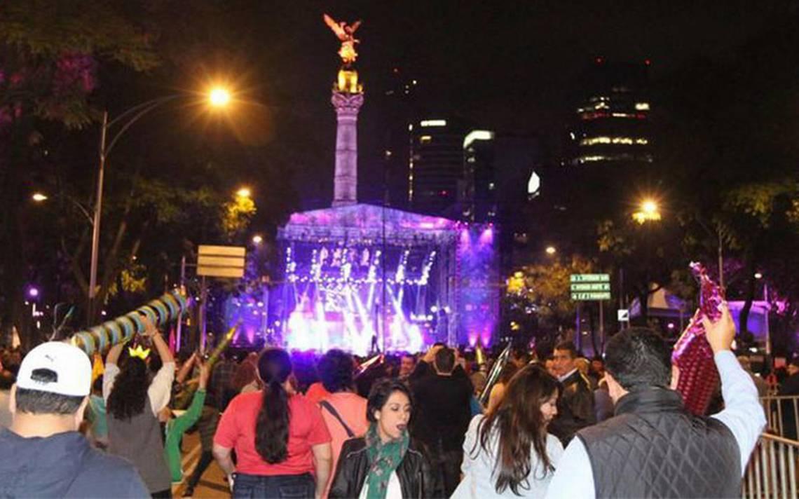 Aquí las recomendaciones para el concierto de Fin de Año en la CDMX