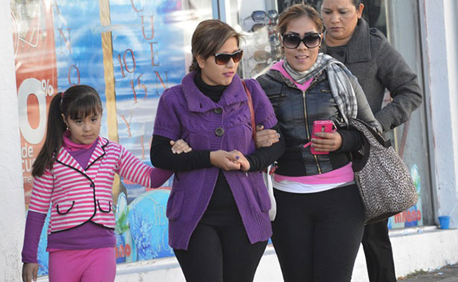 Prevén ambiente de frío a muy frío y heladas en gran parte de México