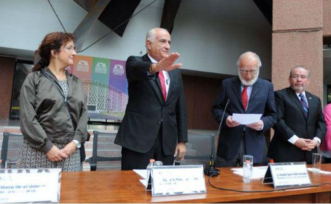 Abel Peñalosa, nuevo rector de la Universidad Autónoma Metropolitana