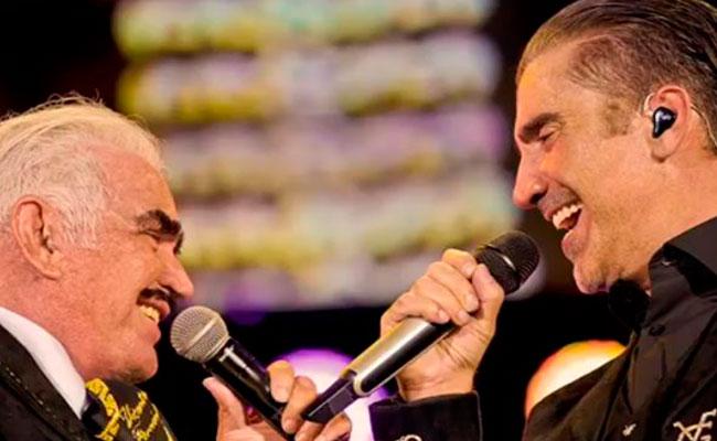 Vicente Fernández y El Potrillo, juntos en disco ranchero