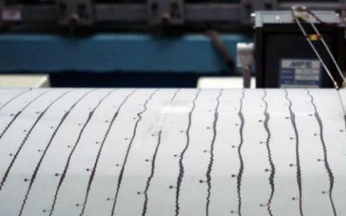 Oaxaca registra sismo de magnitud 4.0