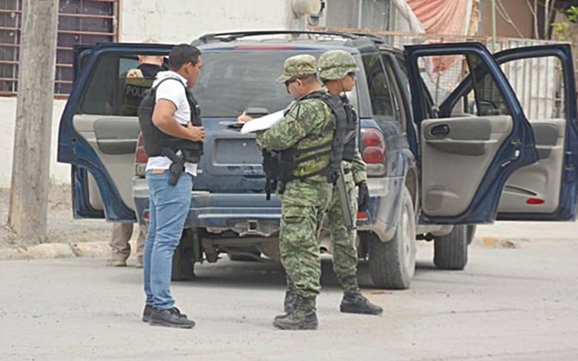 Tras balacera en Reynosa, fuerzas militares intensifican vigilancia