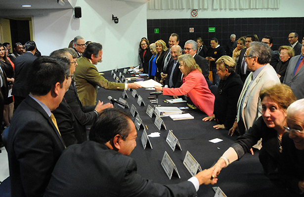 UNAM y AAPAUNAM acuerdan 3.08 por ciento de aumento a personal académico