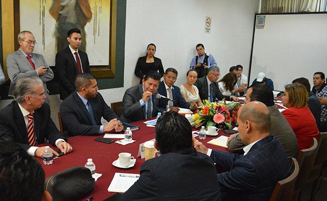 Inseguridad, mayor reto  de Morelos: Quiroz Medina