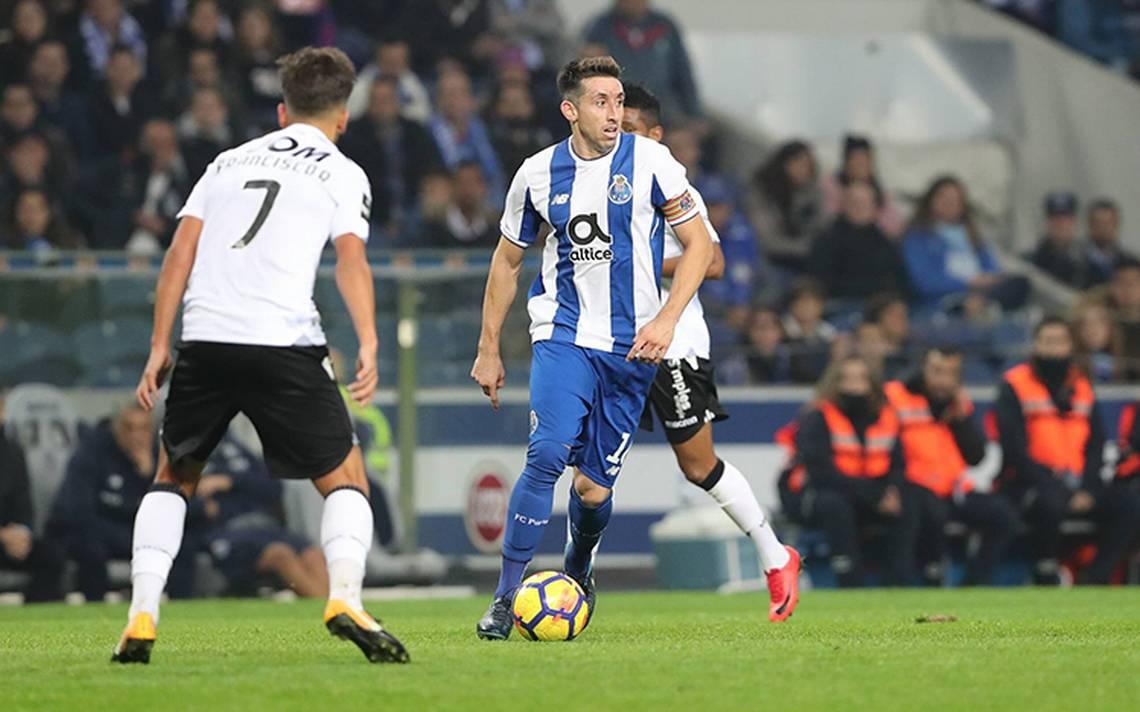 Porto goleó 4-0 a Vitoria en la Copa de Portugal