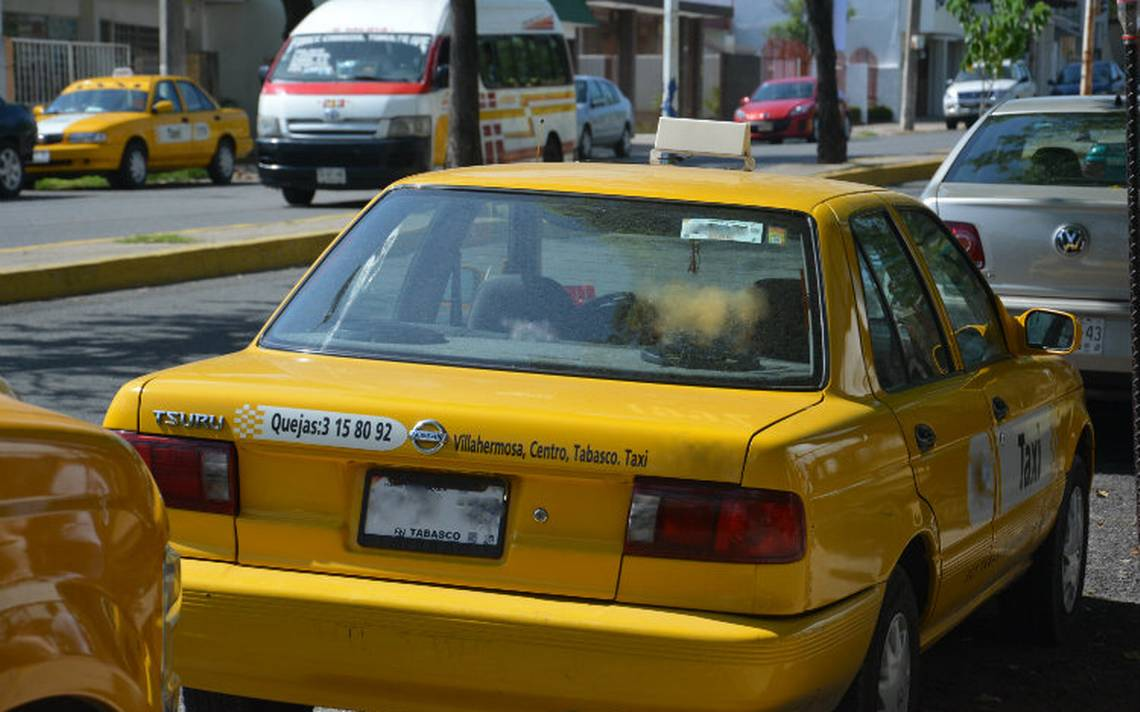 Surgen en Tabasco taxistas 'cazarateros' para frenar delincuencia