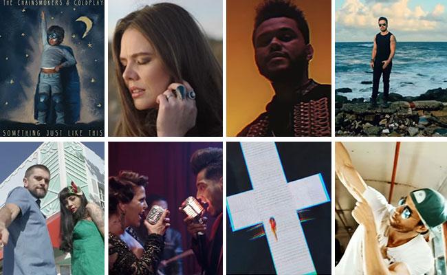 [Video] ¡Ya está aquí el TOP 10 de canciones más populares de la semana!