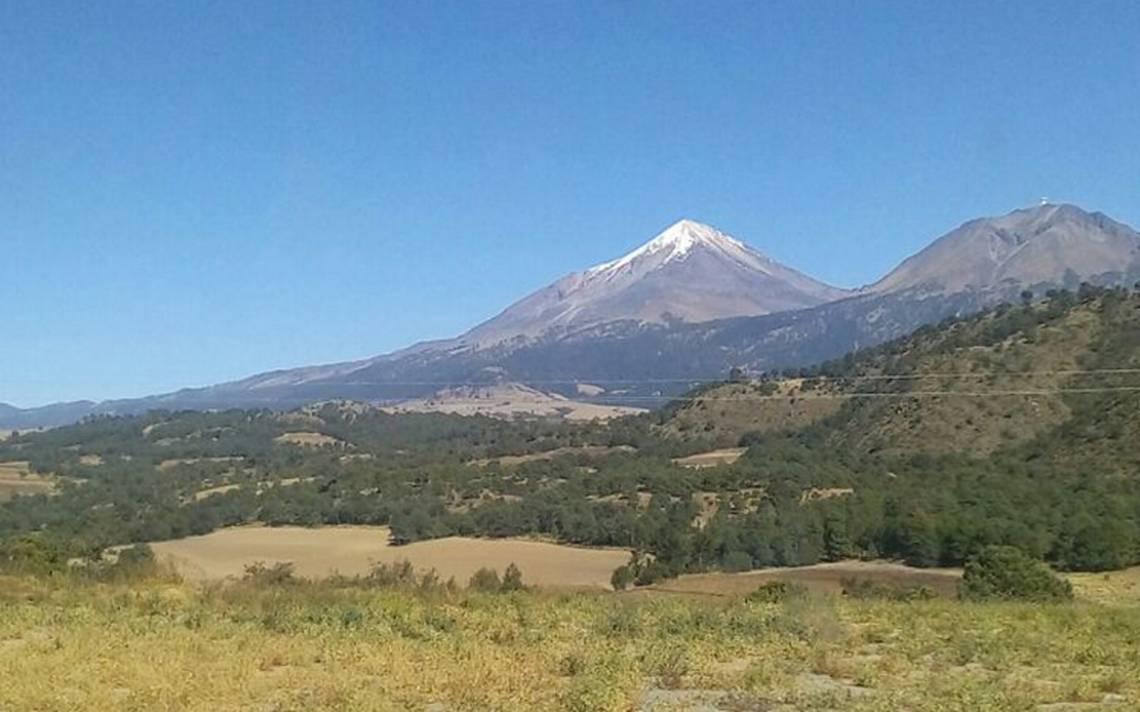Agonizan glaciares del volcán Pico de Orizaba