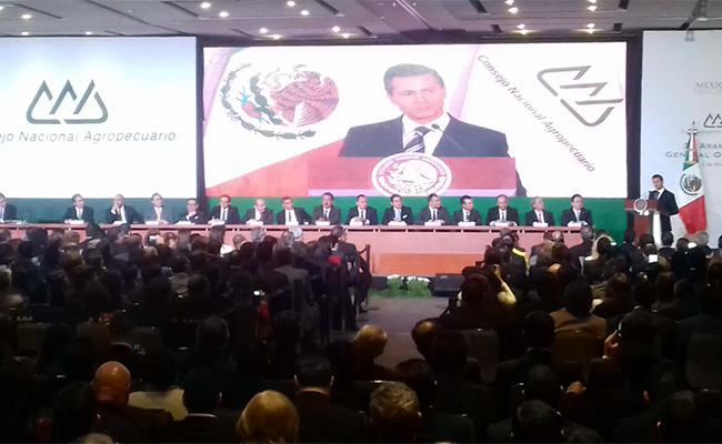 México cree de manera firme en el libre comercio: Peña Nieto