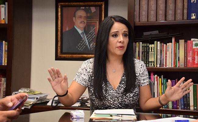 Ochoa Reza debe ser destituido como líder del PRI: Lilia Merodio