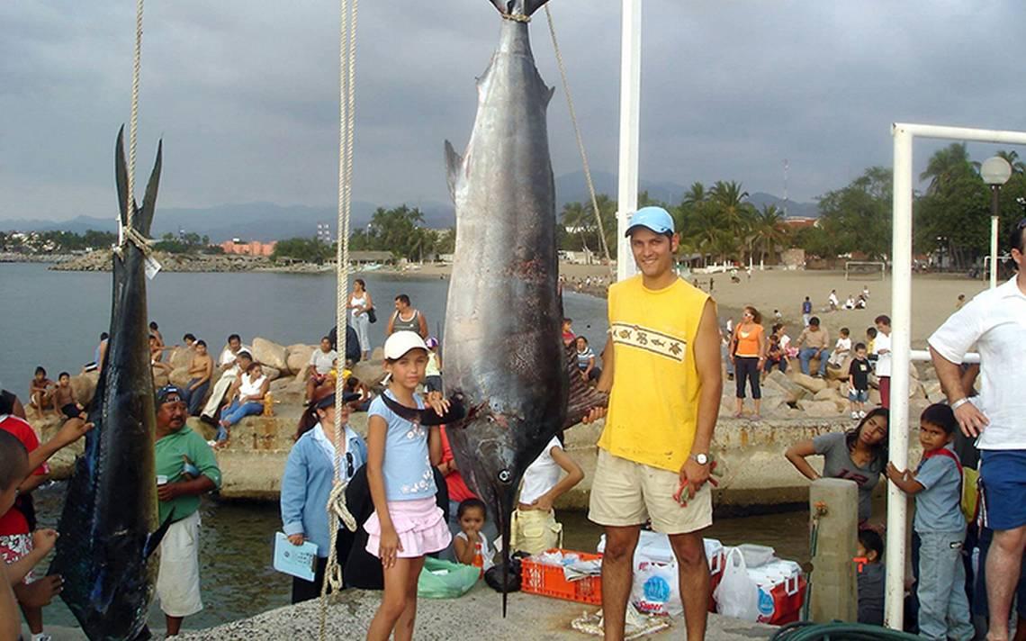 Inicia el 64 Torneo Internacional de Pesca en Manzanillo
