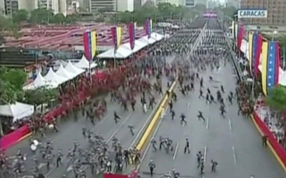 Grupo anónimo Soldados de Franela se adjudica ataque contra Maduro