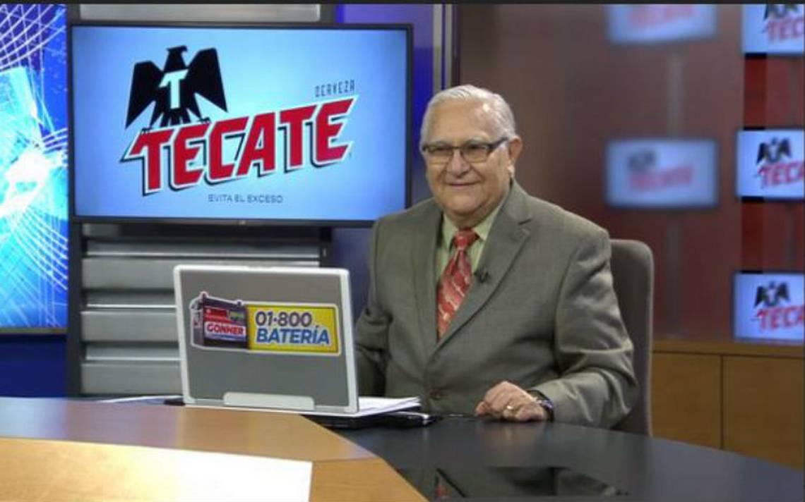 Muere el polémico cronista de fútbol Roberto Hernández Jr.