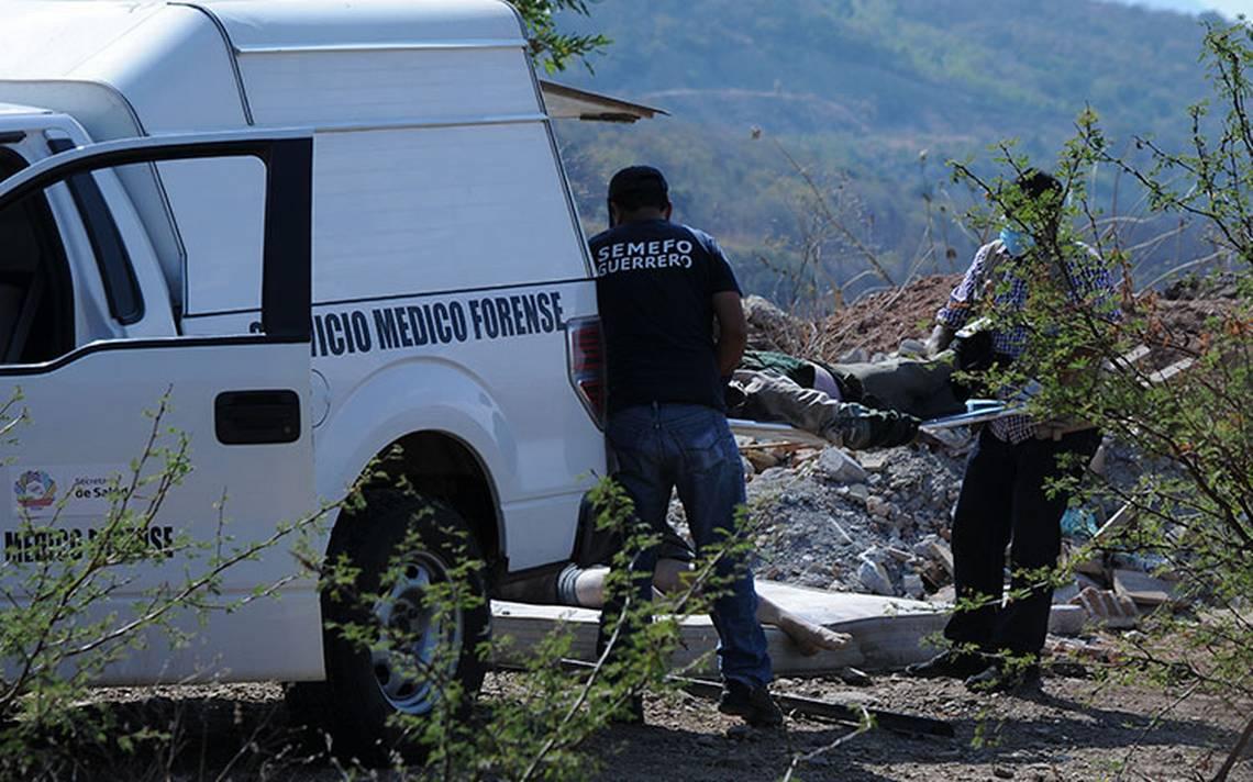 Identifican al grupo criminal que asesinó a nueve hombres en Tixtla, Guerrero