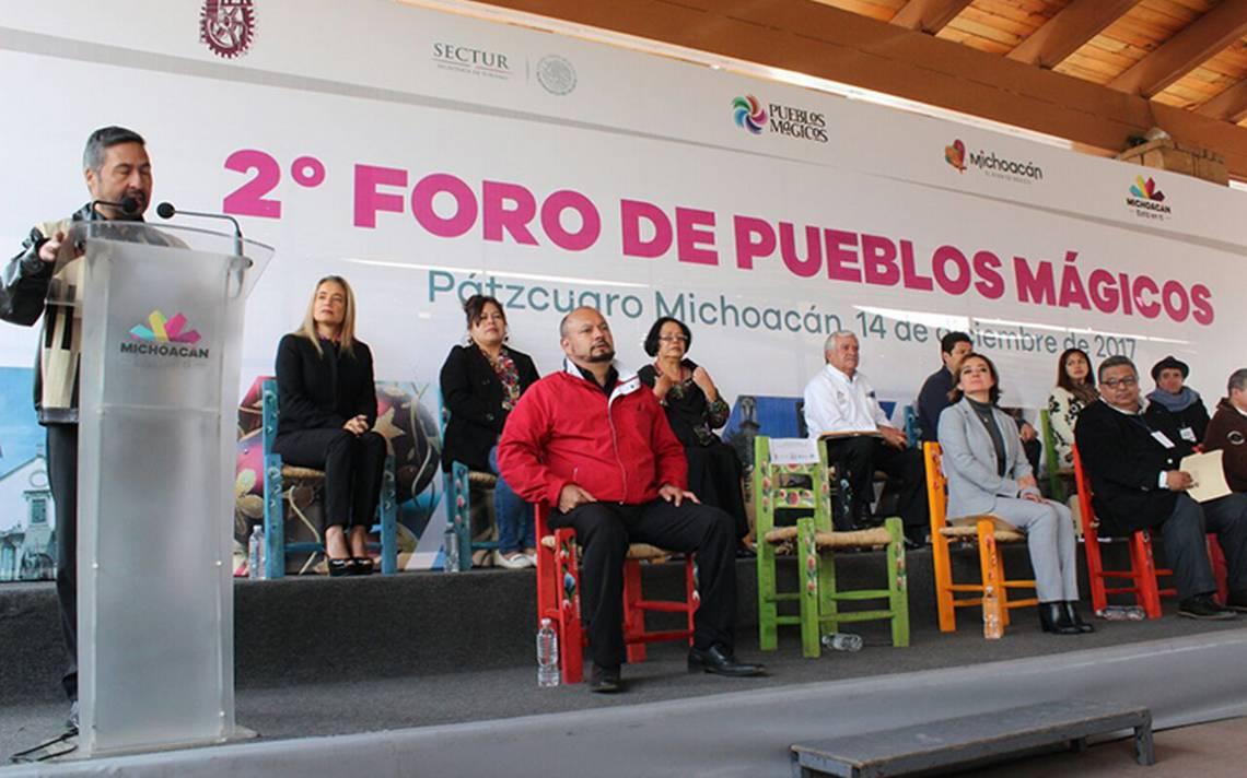 Definen en Michoacán rumbo de los Pueblos Mágicos