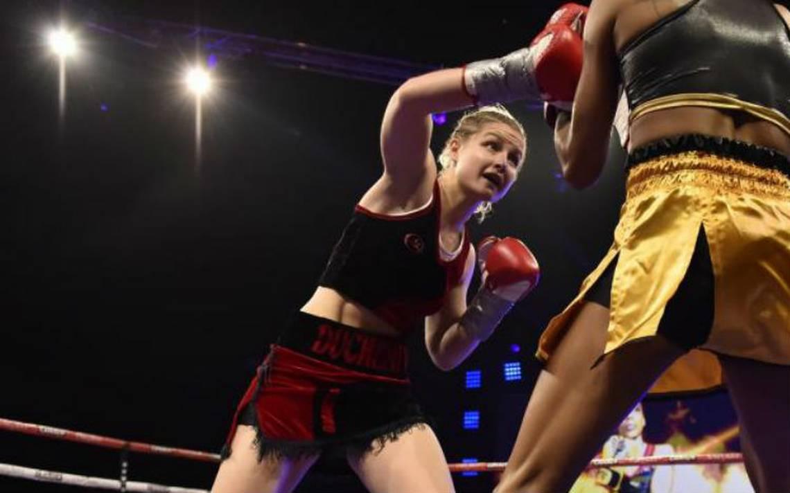 Muere a los 26 años Angélique Duchemin, campeona del mundo de boxeo