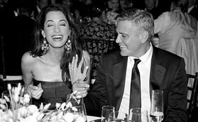 George Clooney será papá de gemelos en marzo