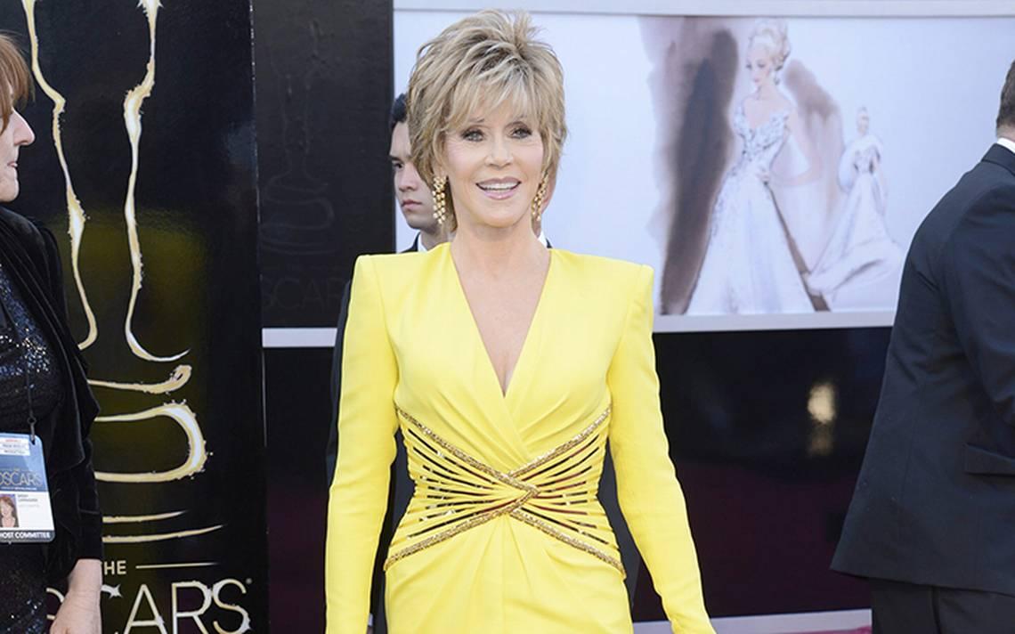 La actriz Jane Fonda celebra hoy 80 años