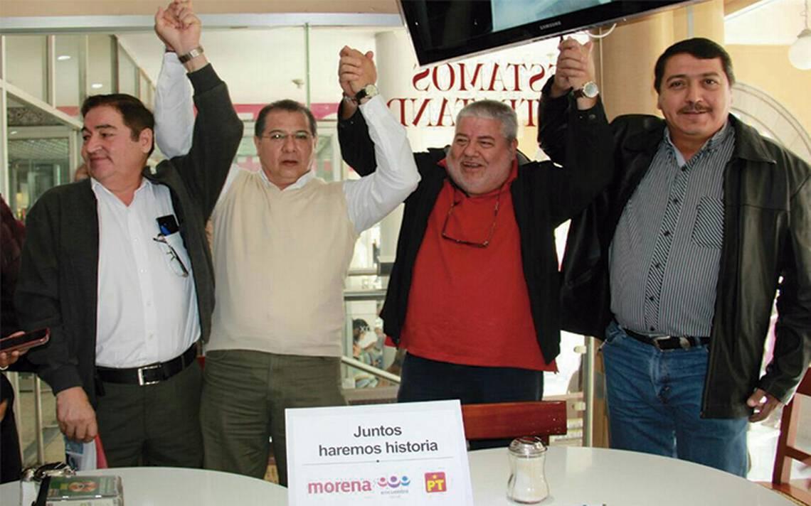 Morena, PES y PT confirman alianza en Veracruz