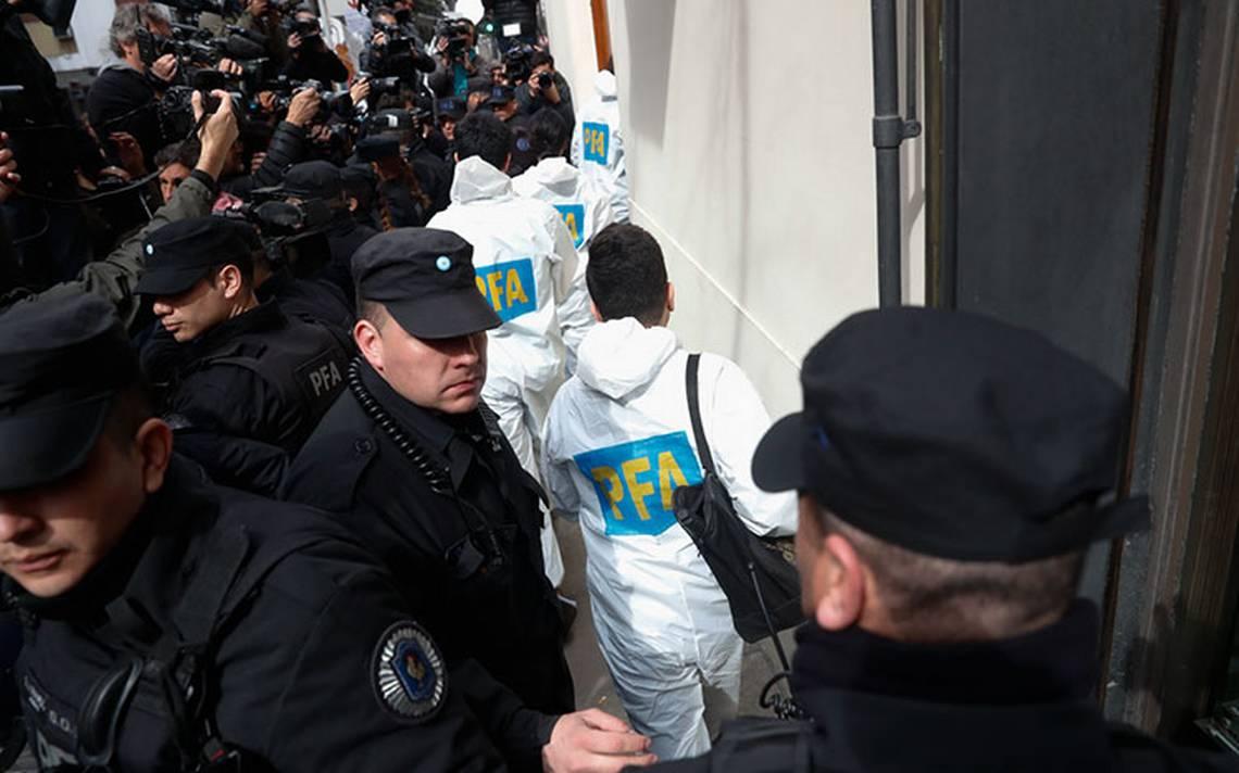 Allanan propiedades de Cristina Kirchner por escándalo de corrupción
