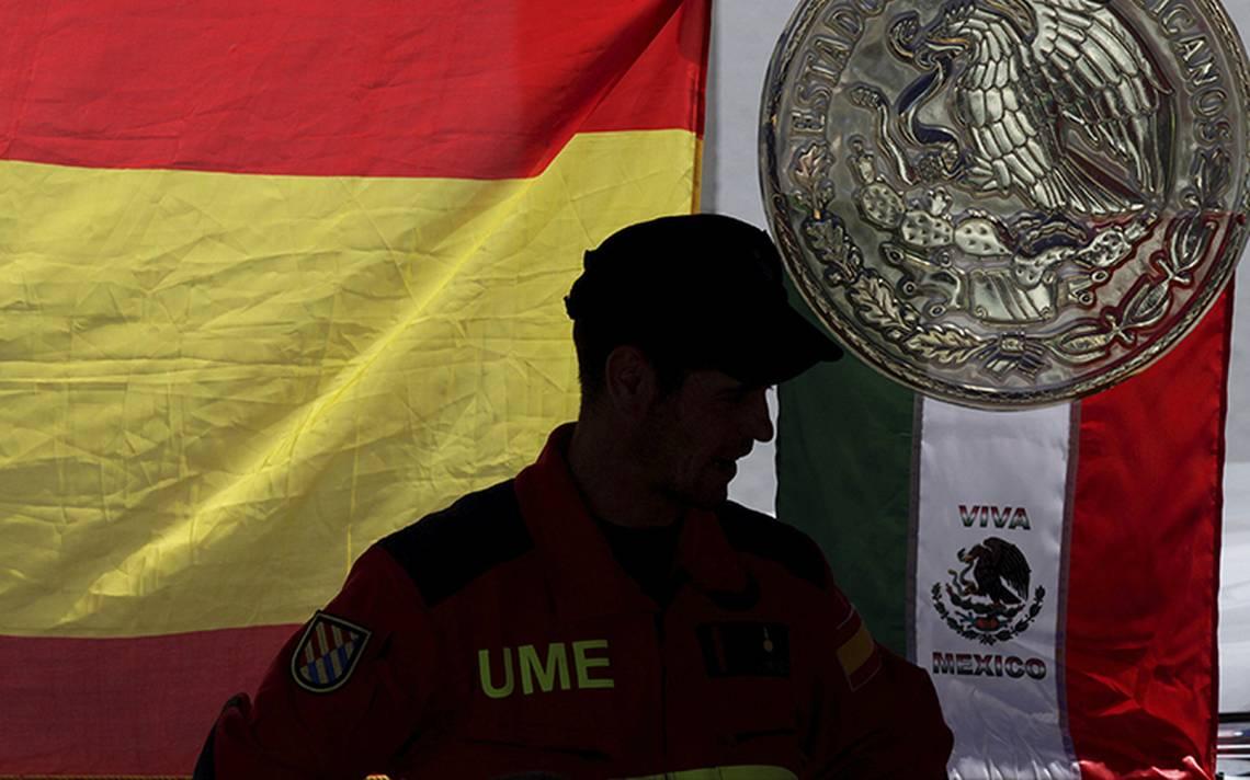Reconstruyen 27 países a México: envían 440 toneladas de víveres