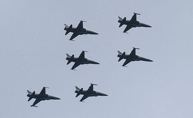 Base Aérea Militar contará con cinco aeronaves F5