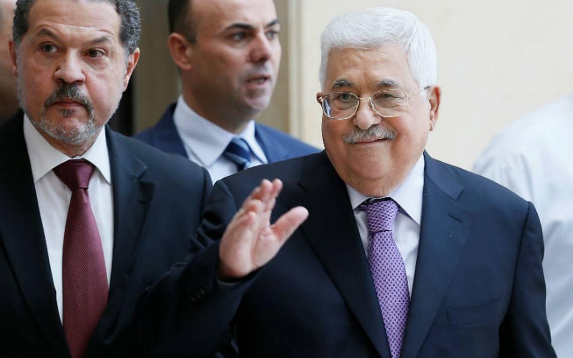 Presidente palestino Abbas sale de hospital tras estar internado por ocho días