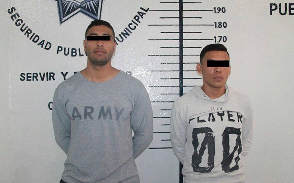 Detienen en Puebla a colombianos buscados por Interpol