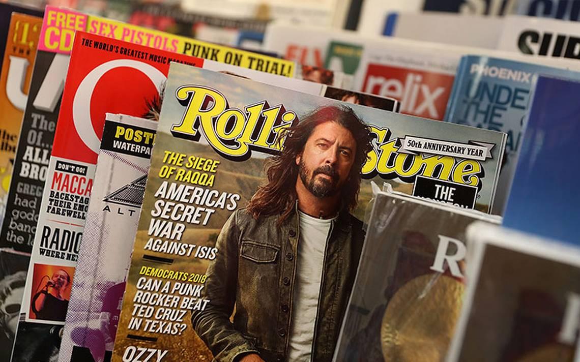 Rolling Stone busca comprador; no podemos solos, dice fundador