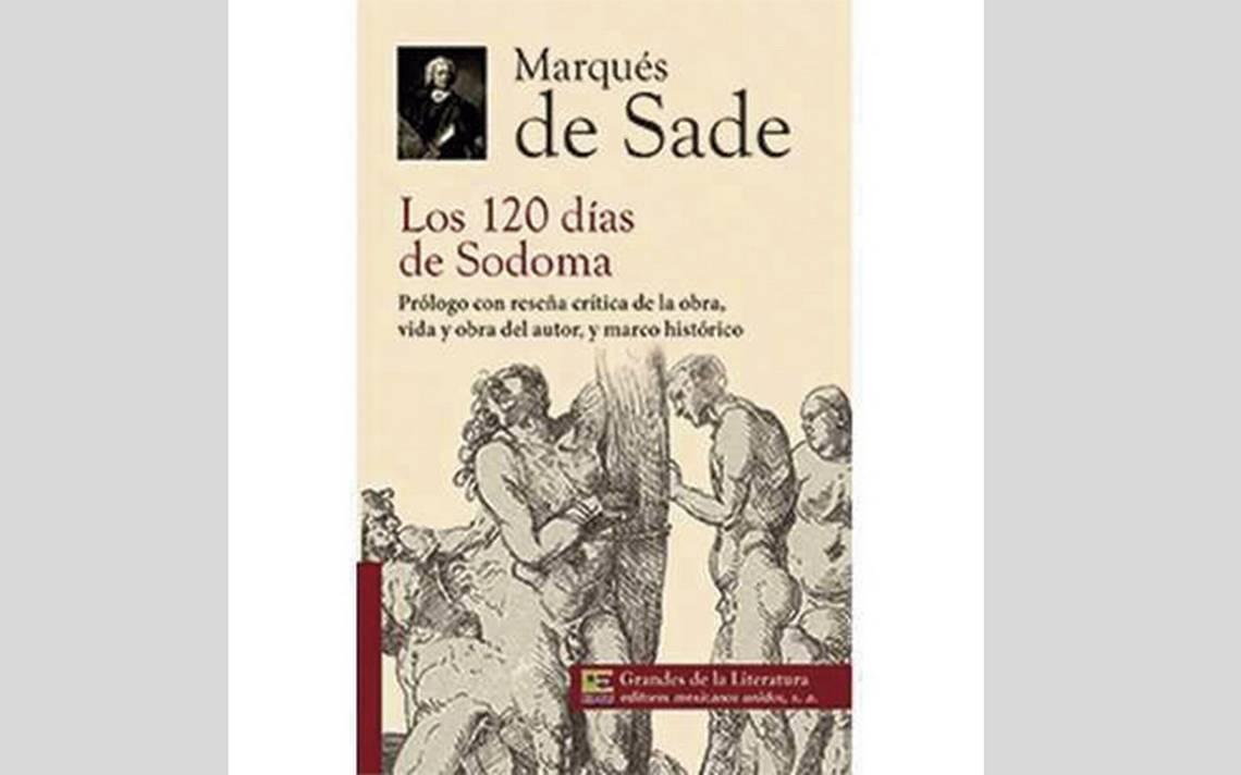 Declaran tesoro nacional manuscrito del Marqués de Sade
