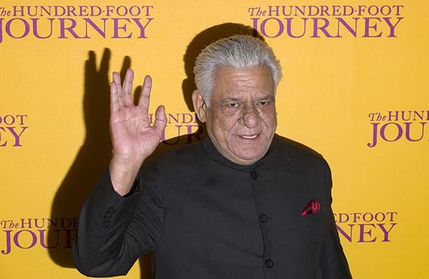 """Muere el aclamado actor de Ghandi"""", Om Pur"""