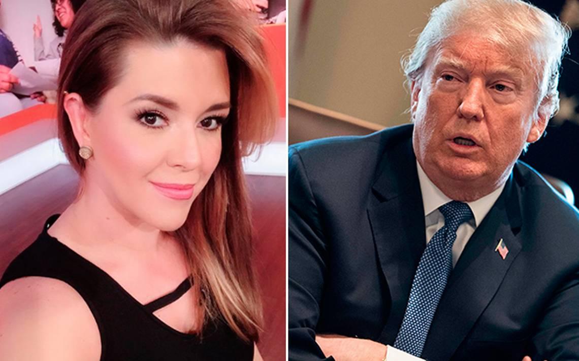 No tuvimos sexo, pero sí recibí muchas propuestas de Trump: Alicia Machado
