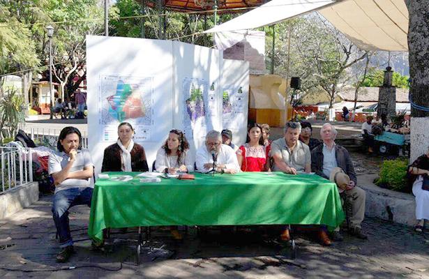 Denuncian devastación de  20 hectáreas del Tepozteco