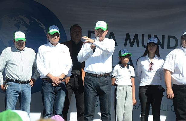 Anuncia Alejandro Tello ambicioso  proyecto hidráulico para Zacatecas