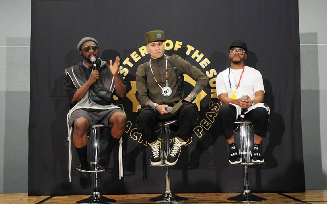 The Black Eyed Peas regresa a la música tras ocho años de ausencia
