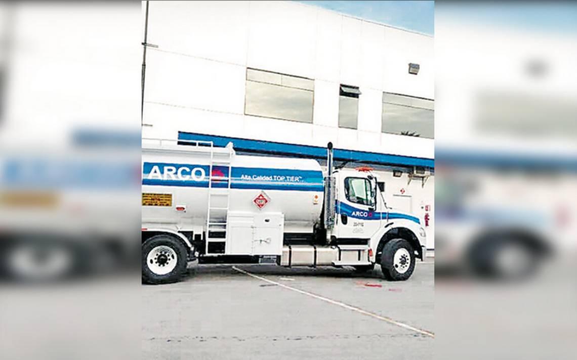 Arco importa gasolinas desde EU