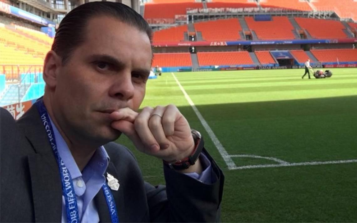 ¿Christian Martinoli deja TV Azteca para irse a Televisa?